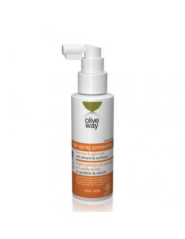 OLIVEWAY Protective Hair Spray from...