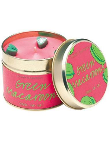 Bomb cosmetics Green Macaroons Candle