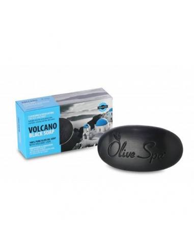 OLIVE SPA Volcano Black Soap 90gr