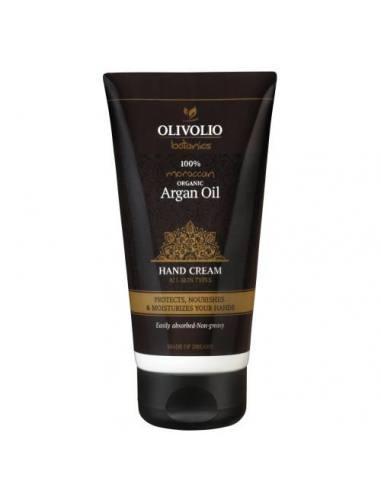 OLIVOLIO Hand Cream with Organic...
