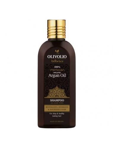OLIVOLIO Shampoo Argan oil for All...