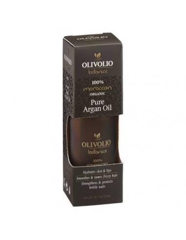 OLIVOLIO 100% Organic Argan Oil 50ml