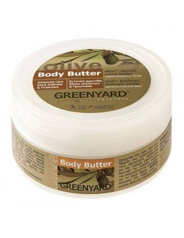 GREENYARD Крем-масло для тела 200ml