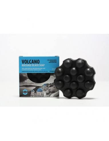 OLIVE SPA  Volcano Massage Black Soap...