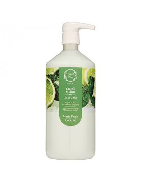 Fresh Line Mojito & Lime Body Milk 200ml