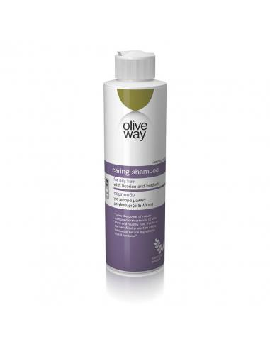 OLIVEWAY Shampoo for Oily Hair 250 ml
