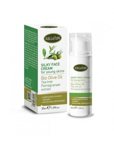 Kalliston Silky Face cream for young...