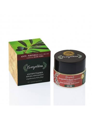 Evergetikon Anti-wrinkle face cream...