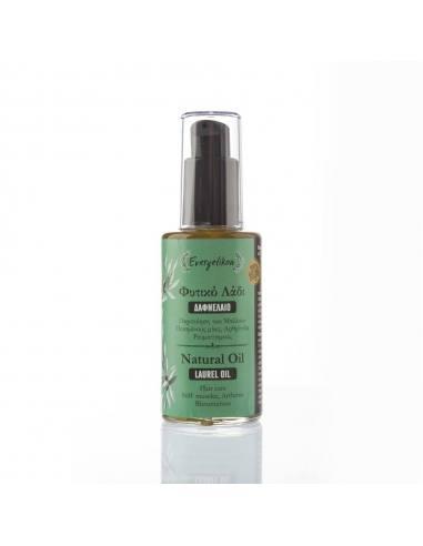 Evergetikon Natural Laurel Oil