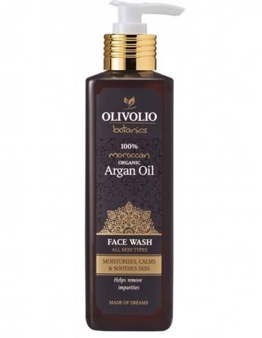 Olivolio Argan Oil Καθαρισμός...