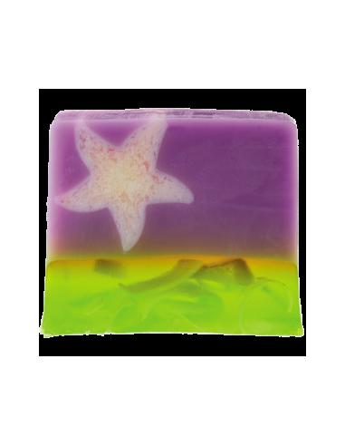Bomb Cosmetics Velvet Star Soap Slice...