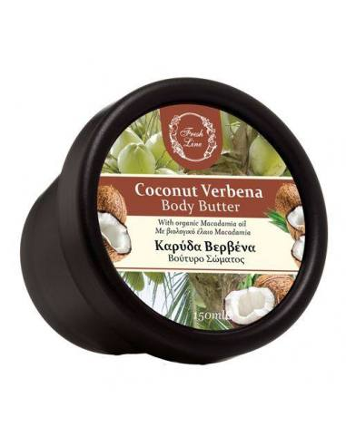 Fresh line COCONUT VERBENA Body...