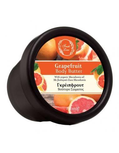 Fresh line GRAPEFRUIT Body Butter 150ml