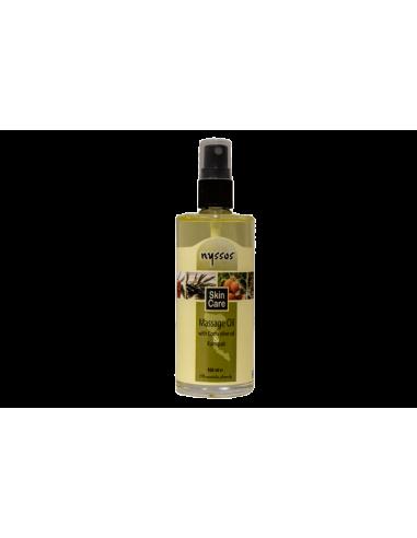NYSSOS Massage Oil Kumquat 100ml