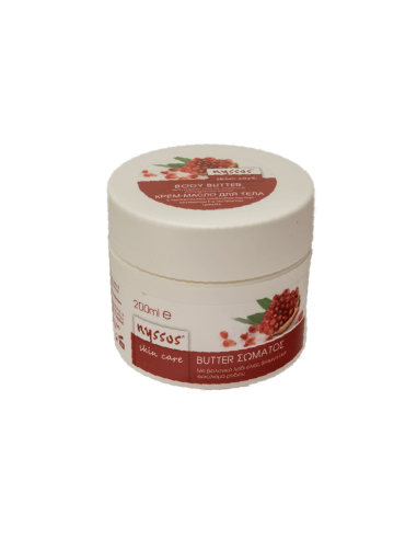 NYSSOS Body butter with pomegranate...