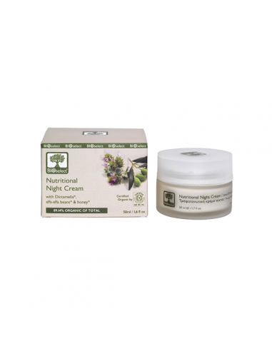Bioselect Nutritional Night Cream 50ml