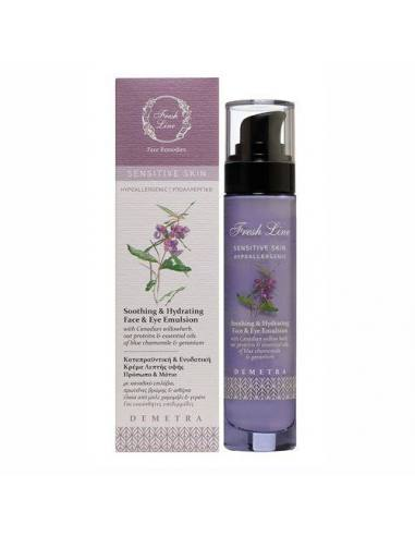 Fresh Line DEMETRA Soothing Face &...