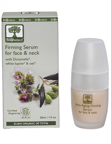 BIOSELECT FIRMING SERUM FOR FACE &...