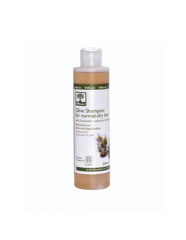 Bioselect Olive Shampoo for Normal /...
