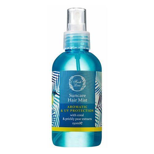 Fresh Line Αντηλιακό Spray μαλλιών με Kοράλι & Φραγκόσυκο 150ml Fresh Line