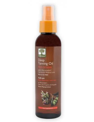 Bioselect Deep Tanning Oil Xtra...