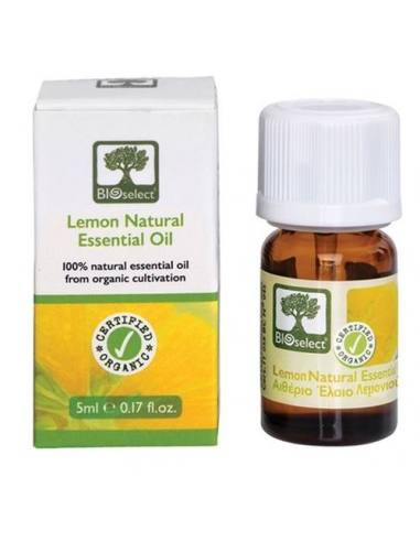 Bioselect Essential Oil Lemon 5ml