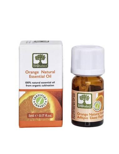 Bioselect Essential Oil Orange 5ml
