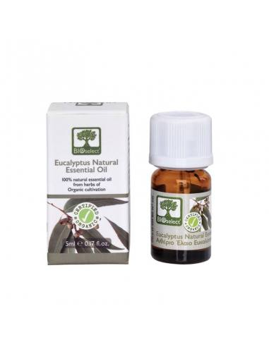 Bioselect Essential Oil Eucalyptus 5ml