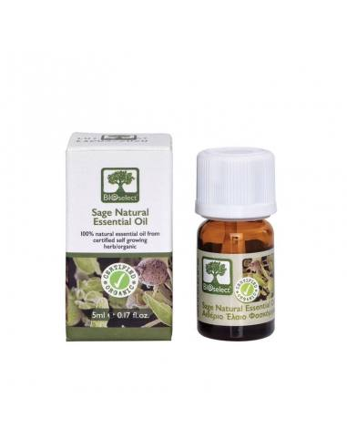 Bioselect Essential Oil Sage 5ml