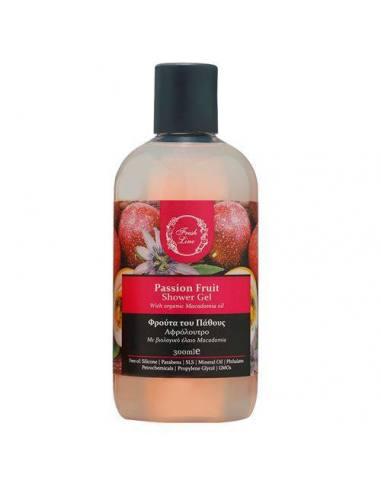Fresh Line Passion Fruit shower gel...
