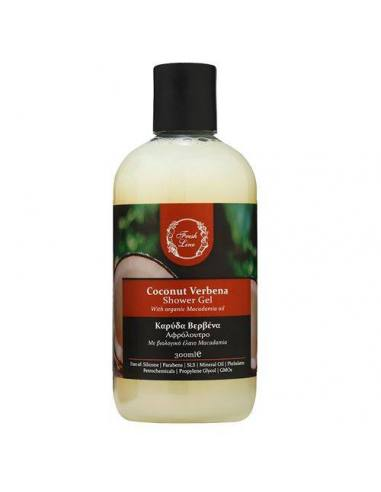 Fresh Line Coconut Verbena shower gel...
