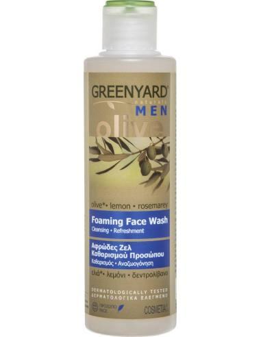GREENYARD Foaming Face Wash for men...