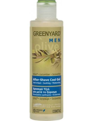 GREENYARD After Shave Cool Gel 200ml