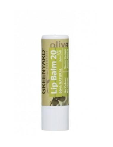 GREENYARD Greenyard Lip Balm No-Color...