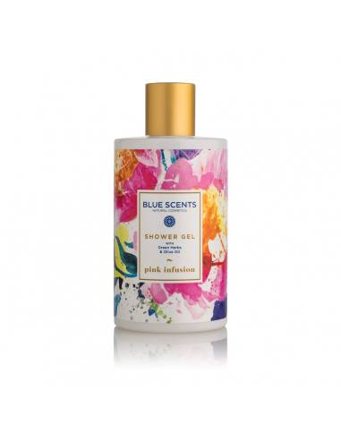 Blue Scents Pink Infusion Shower Gel...