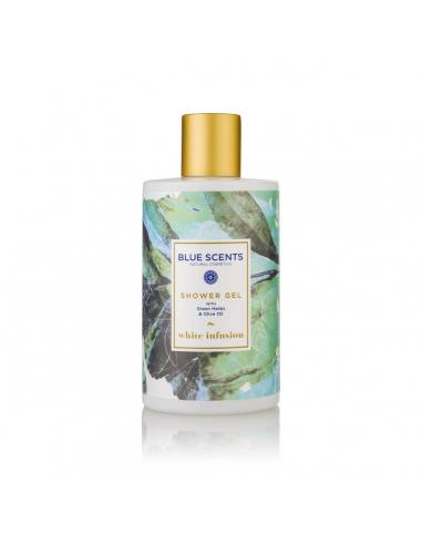 Blue Scents White Infusion Αφρολουτρο...