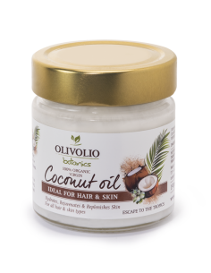Olivolio Λάδι Σώματος & Μαλλιών με Καρύδα