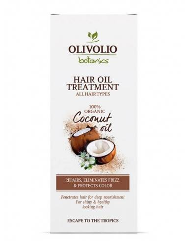 Olivolio Coconut Hair Oil Treatment