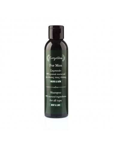 Evergetikon Shampoo For Men For All...
