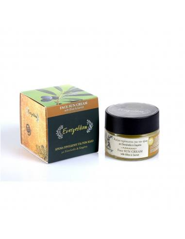 Evergetikon Face Sun Cream 50ml