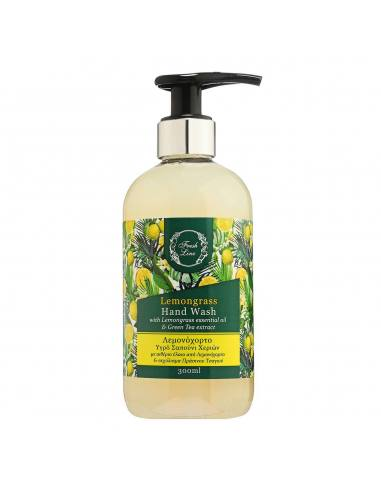 Fresh Line Lemongrass Hand Wash 300ML