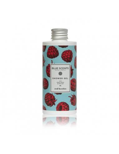 Blue Scents Αφρόλουτρο Red Berries 300ml
