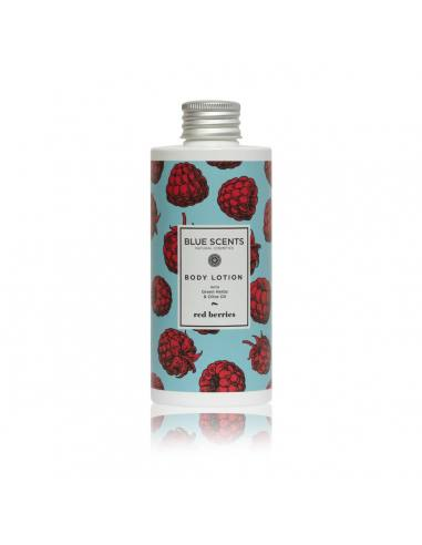 Blue Scents Body Lotion Red Berries...