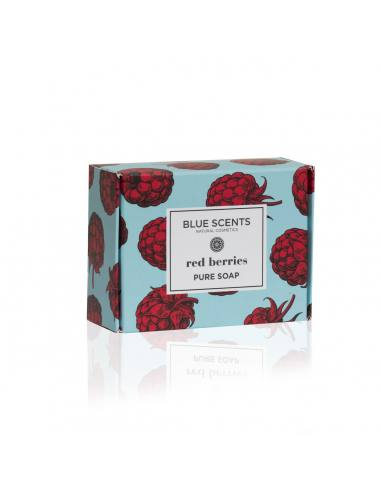 Blue Scents Σαπούνι Red Berries 135gr
