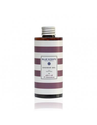 Blue Scents Shower Gel Olive Oil &...