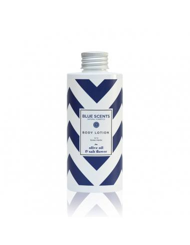 Blue Scents Body Lotion Olive Oil &...