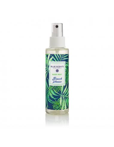 Blue Scents Body Mist Beach Please