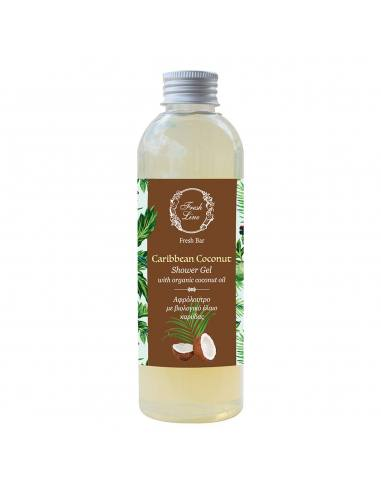 Fresh Line COCONUT Shower Gel 200ml