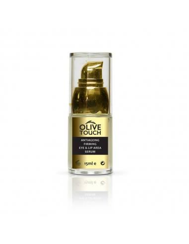 Olive Touch Anti Aging & Firming Eye & Lip area Serum