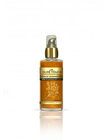 Olive Touch Bronze Shimmer Oil